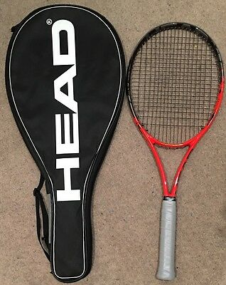 "HEAD YouTek Radical MP 4 1/2"" Mid Plus 98"" Tennis Racquet 27inch"