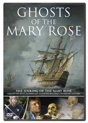 Ghosts of the Mary Rose  DVD NEW