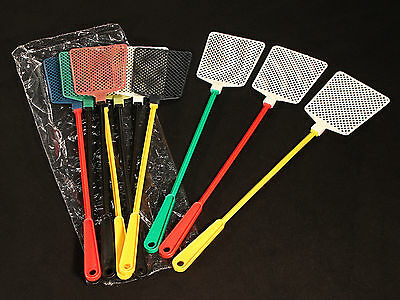 Fly Swatter 10 Set, Mosquito, Bow Tie, Fly Catcher, 23.102