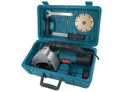 Heavy Duty 1500W 240V Electric Wall Chaser Saw Slotter Free Accessories 8500rpm