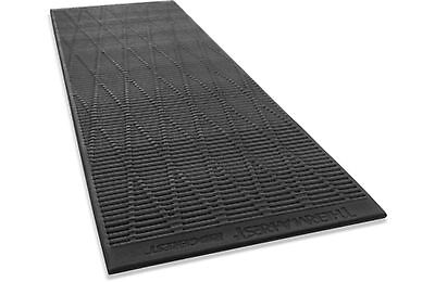 Thermarest RidgeRest Classic Sleeping Mat Matress Airbed (Charcoal, Regular)