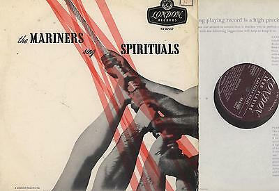 [LP] The Mariners,Spirituals (London) HA-A 2007