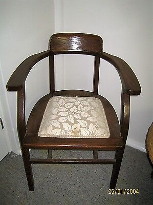 Old Fashioned bedroom chair