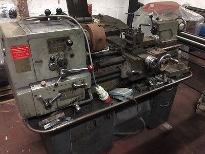 Colchester Student SS & CC gap bed centre lathe