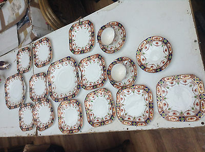royal albion china 16 pieces