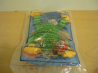 McDonalds Happy Meal Toy Ty Teenie Beanie Smoochy the Frog - sealed in bag