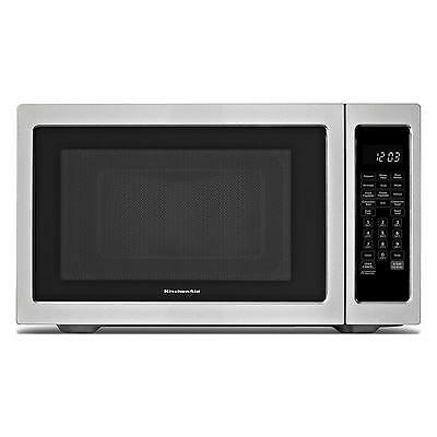KitchenAid Stainless Steel Countertop Convection Microwave Oven KCMC1575BSS