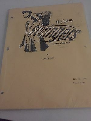 Swingers Movie Script - Third Draft - copy