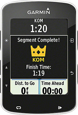 GARMIN EDGE 520 GPS Cycling Computer USB Cadence & Heart Rate opt. New FREE SHIP