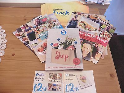 Weight Watchers Shop Guide 2017 & More