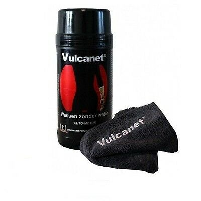 Vulcanet Motorcycle Cleaning Wipes New Waterless Cleaning System 100% Genuine