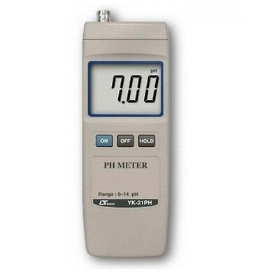 Digital PH Meter YK-21PH. Ex-demo unit boxed with instructions No probe