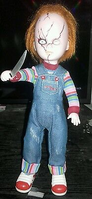 living Dead Doll Mezco Presents Chucky From The Bride Of Chucky Loose Doll