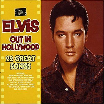 Out In Hollywood -  Elvis Presley - Ftd Cd - New