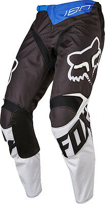 Pantalone moto Cross Fox 180 Mod RACE 2017 Nero Tg 34/50