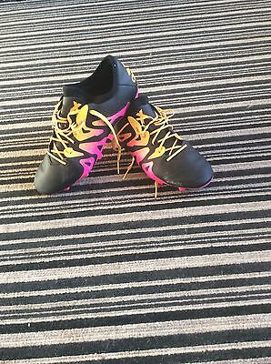 Adidas X 15.2 Football Boots *Used* Size 9 1/2