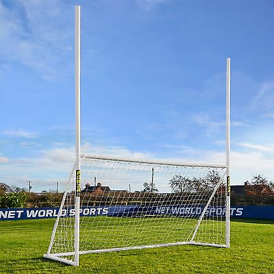 FORZA uPVC Gaelic Football / Rugby / Football Goal [Choose Your Size]