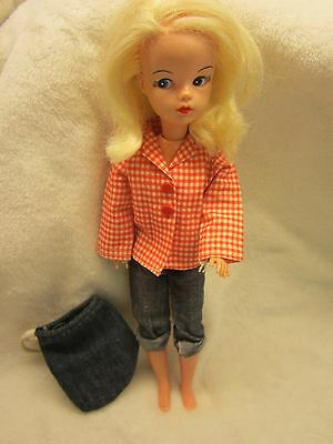 1960s Sindy Doll with original outfit