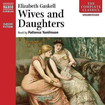 Wives and Daughters by Elizabeth Cleghorn Gaskell (CD-Audio, 2010)