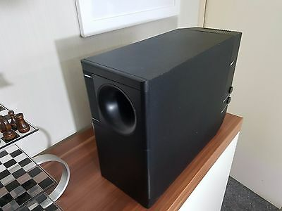 Bose Acoustimass 8 Series II 2 Powered Subwoofer