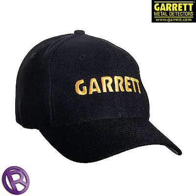 Baseball Cap with Embroidered Garrett Logo