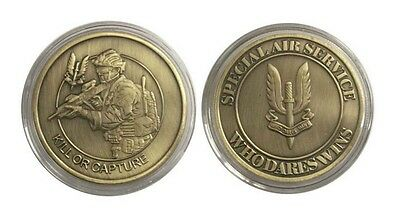 British Army Special Air Service   Kill or Capture   Military Challenge Coin