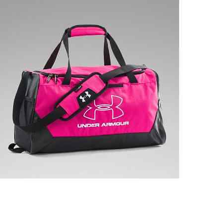 Under Armour UA Undeniable Storm Hustle SM Duffle New 1256657 654