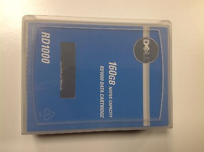 Dell 160gb Media For Rd1000 / RDX Drives