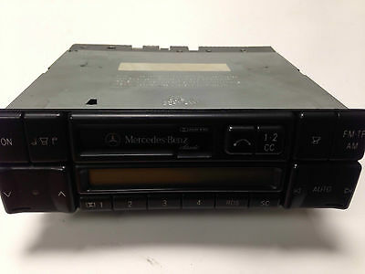 VINTAGE BECKER BE2010 radio cassette player for Mercedes W202 W124 W210