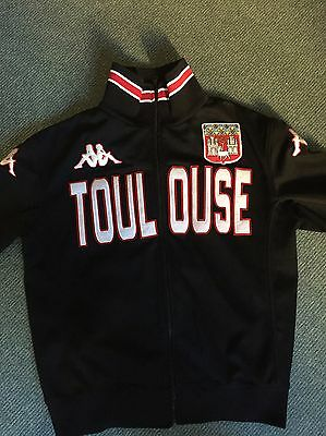 Veste Kappa Toulouse Rugby TFC Ultras Football