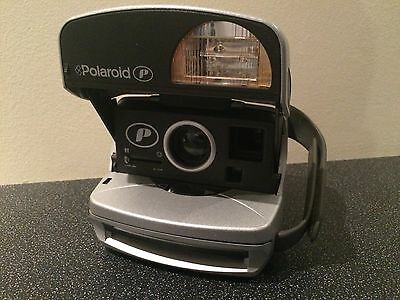 Polaroid P600 Instant Camera - Faulty Viewfinder