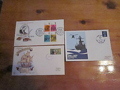 First day covers 1970 various
