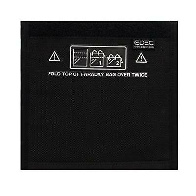 Black Hole Faraday Bag - Standard Non-Window Size - Signal Blocking, New