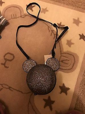 Disney Minnie Mouse Bag Sparkle New