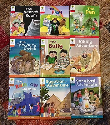 Oxford Learning Tree Bundle Books. Biff Chip And Kipper Stories