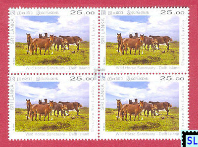 Sri Lanka Stamps 2016, Unseen, Horses, MNH