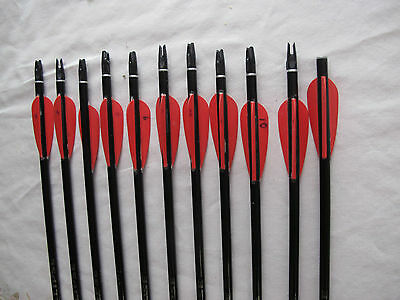 Easton Eclipse X7 Arrows - set of 11