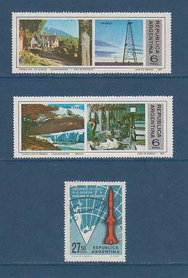TIMBRES ARGENTINE NEUFS Lot 61