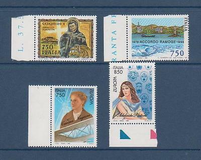 TIMBRES NEUFS ITALIE    Lot 122