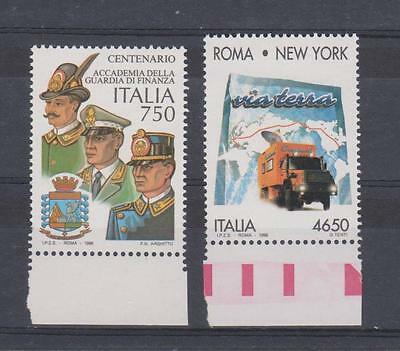 TIMBRES NEUFS ITALIE    Lot 121