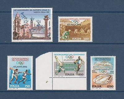 TIMBRES NEUFS ITALIE    Lot 125