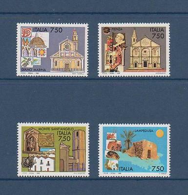 TIMBRES NEUFS ITALIE    Lot 123