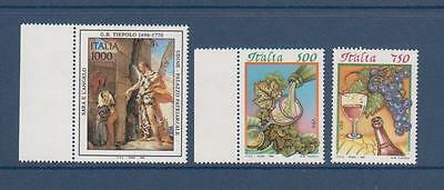 TIMBRES NEUFS ITALIE    Lot 119