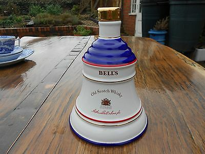 Wade Commemorative Whisky Bell Princess Beatrice 8.8.1988 Empty