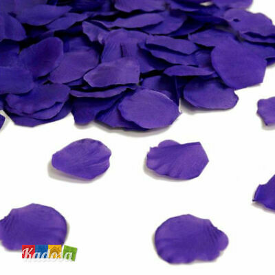Petali di Rosa VIOLA Purple Pack 288pz - Matrimonio Compleanno Festa party