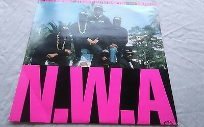 N.W.A express yourself,straight outta Compton,f*@k the police vinyl ep