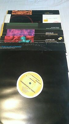 good looking records joblot x 7 jungle/drum and bass