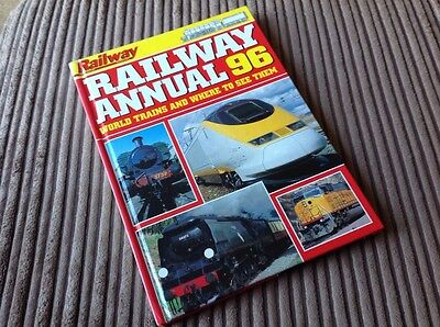 Railway Annual 1996 Good condition