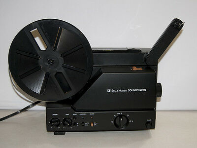 Bell & Howell Soundstar XJ Super 8mm Sound Movie Film Projector NEVER USED