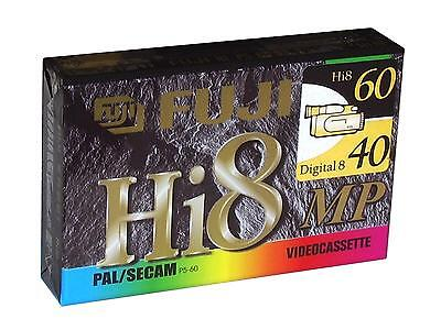 Fuji Video Hi8 / Digital8 Camcorder Kassette - 8mm Videocassette P5-60 MP
